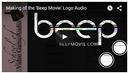 'Beep Movie' Logo Audio YouTube Pd Tutorial
