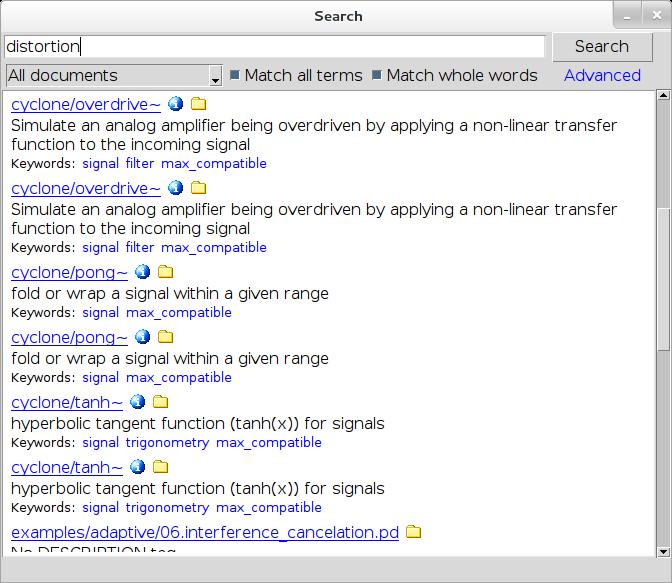 Search/Browse Plugin